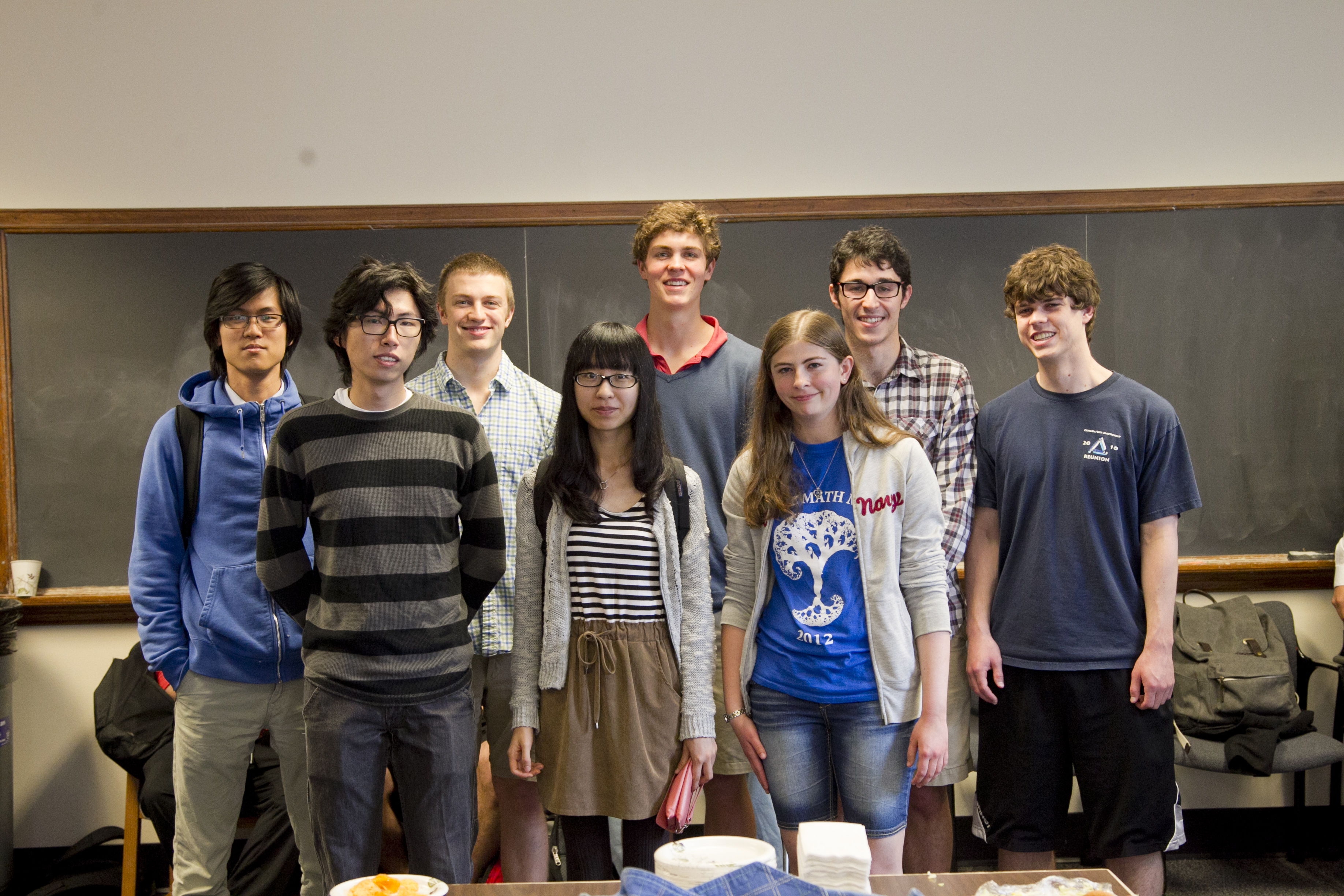 PRUV 2013 Fellows