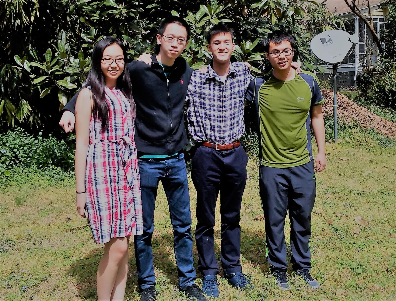 PRUV 2017 Fellows