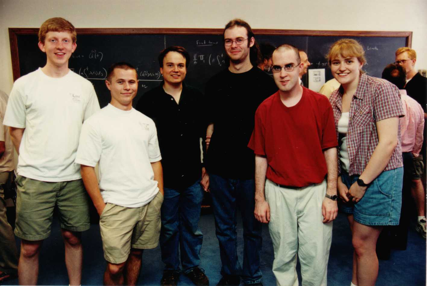 PRUV 2001 Fellows