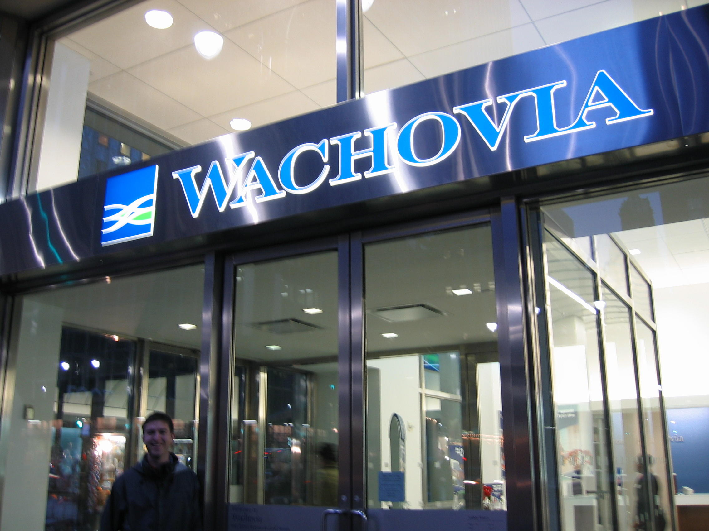 wachovia bank Wells fargo: provider of banking, mortgage, investing, credit card, and personal, small business, and commercial financial services learn more.